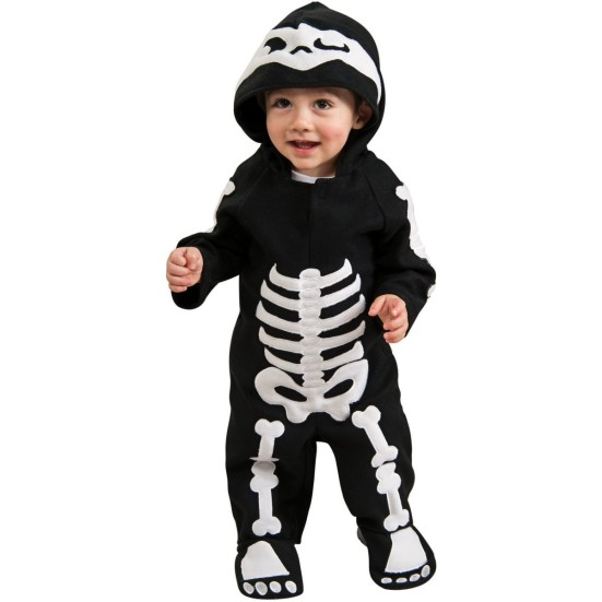 Toddler skeleton costume